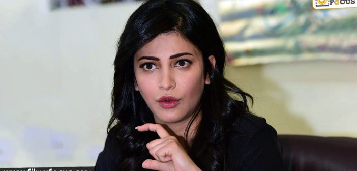 Shruti Haasan shares about her hormonal issues and plastic surgery