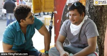 Surender Reddy writing a script for Allu Arjun