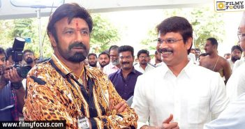 This is when Balayya-Boyapati film will go on floors