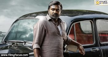 Vijay Sethupathi looks striking in Uppena's first look