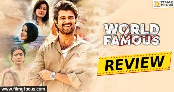 World Famous Lover Movie Review-Eng