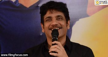 Akkineni Nagarjuna donates one crore for TFI