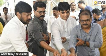 All is well with Ram Charan and Acharya producers