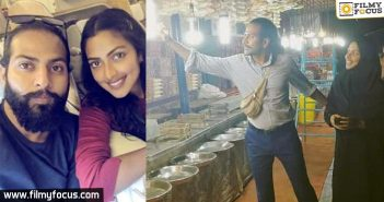 Amala Paul in relationship with singer Bhavninder Singh