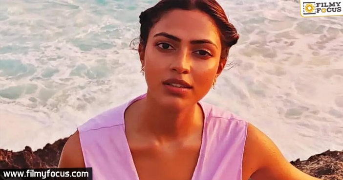 Amala Paul says Tooch-I am not married