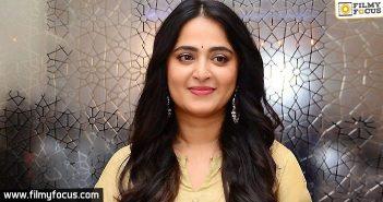 Anushka Shetty breaks silence on relationship rumours with Prakash Kovelamudi