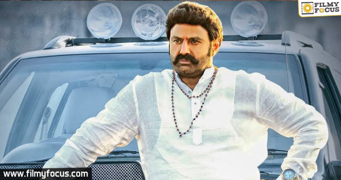 Balakrishna approached for hit Malayalam remake