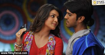 Charan ready to pay Kajal a bomb