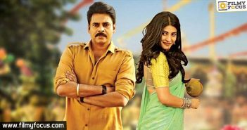 It's Shruti Haasan for Pawan Kalyan