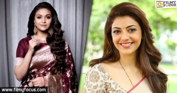 Keerthy Suresh to replace Kajal Aggarwal