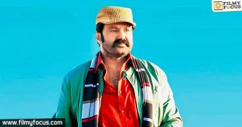 New schedule of Balayya's next with a song