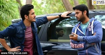 Nithin to collaborate with Akhil again