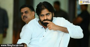 Pawan Kalyan and Krish shoot at Aluminium Factory