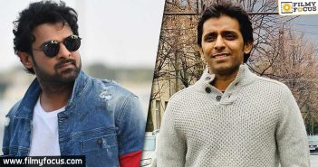 Prabhas 20 star Priyadarshi self-quarantines himself