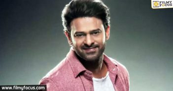 Prabhas 20 team completes shoot in Georgia