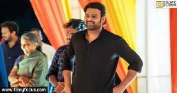 Prabhas 20 team to spend Rs 2 crore for a single shot