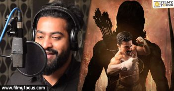 RRR- NTR's dubbing becomes a talking point