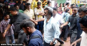 Rajinikanth's Annaatthe's shooting cancelled due to Corona