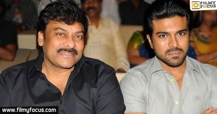 Ram Charan-Chiru to have a solid fight in Acharya