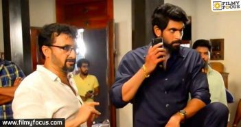 Rana Daggubati and Teja to do a political film