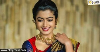 Rashmika to give chance to a new director