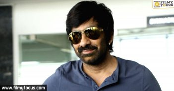 Ravi Teja recommends her for his new film