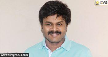 Star comedian Saptagiri donates for Corona relief