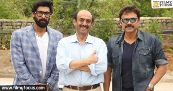 Suresh Babu, Venkatesh, Rana 1 Cr Financial Aid To Cine, Healthcare Workers