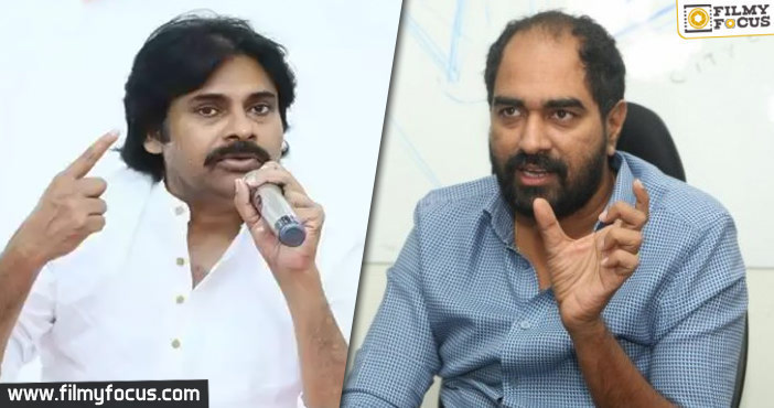 This title almost confirmed for Pawan-Krish film