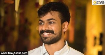 Vaishnav Tej to be directed by a lady director