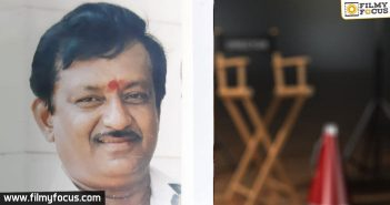 Yesteryear Tollywood producer passes away1