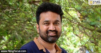 Agent Sai Srinivas Athreya director all set for his next