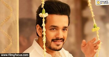 Akhil asks fans not to celebrate his birthday