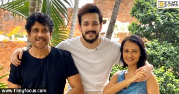 Akhil says he got more closer to his family