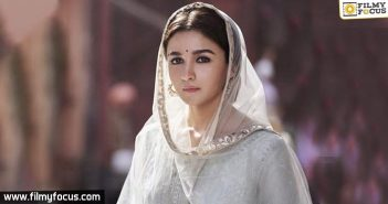 Alia Bhatt stuck between Bhansali and Rajamouli