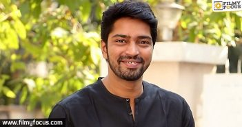 Allari Naresh expresses confidence in his next film
