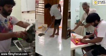 Anil Ravipudi uses classic Telugu comedy bit for challenge