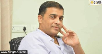 Dil Raju says there is still time to think about direct OTT releases