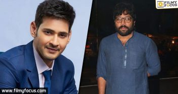 Mahesh And Sandeep Reddy In Discussions