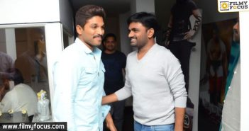 Maruthi to wait for Allu Arjun or go ahead with another story