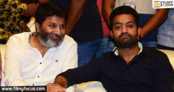 NTR to get stuck in RRR-Trivikram to direct another film
