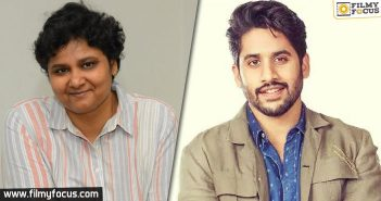 Nandini Reddy and Naga Chaitanya film to happen this year