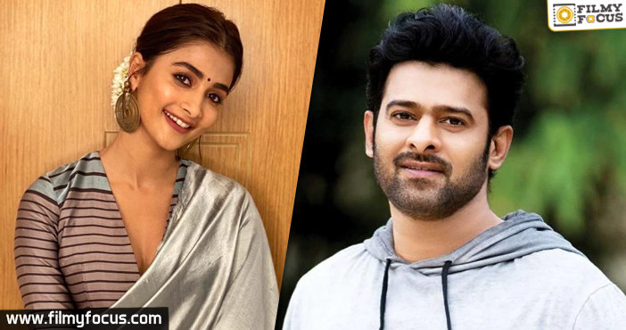Pooja Hegde excited for her Prabhas film-Find out why