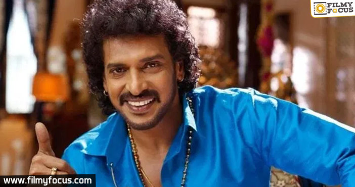 Upendra is all set to make Telugu film comeback