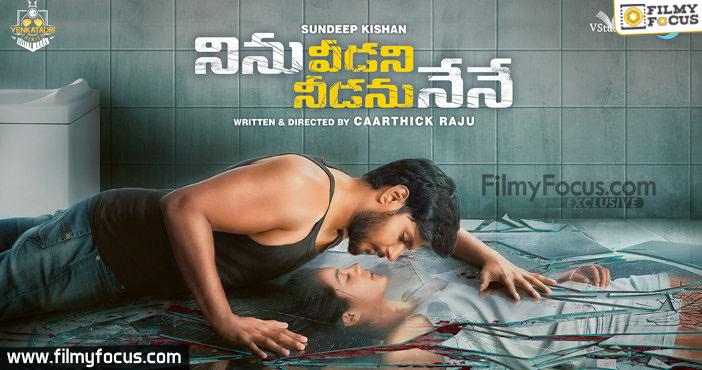 Ninu Veedani Needanu Nene Telugu Movie
