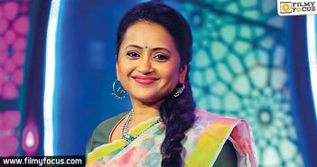 Anchor Suma Is Not Making Her Silver Screen Comeback With That Biggie