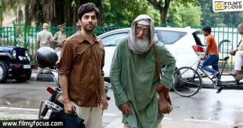 Ayushmann Khurrana And Amitabh's Film To Release On Ott