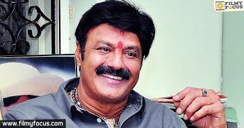 Balakrishna Did Not Confirm Any New Film
