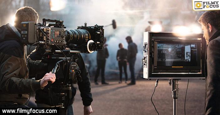 Could Movie Shootings Start In June