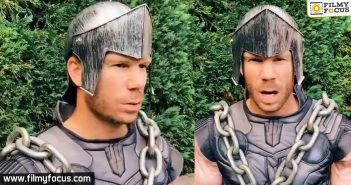 David Warner After Allu Arjun Imitates Prabhas